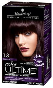 brown cherry hair color 1 3 black cherry