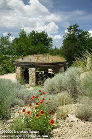 Idaho Botanical Garden Boise Id Gathering Place Gazebo W Xeric Plant Roof In Lewis Clark
