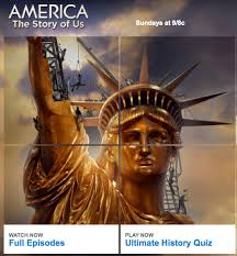 america the story of us on history channel history tech