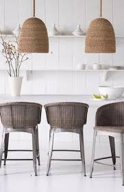 choosing the perfect kitchen stool luxe home company
