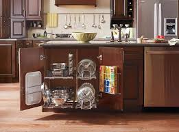 kitchen cabinet storage baskets trash bin ikea base cabinets