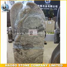 cheap headstones haobo granite tombstone granite monument memorial