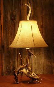 Antler Table Lamp Best 25 Deer Antler Lamps Ideas On Pinterest Deer Antler