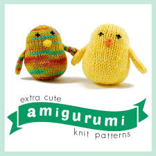 Easter Decorations To Knit by 16 Extra Cute Amigurumi Knit Patterns Allfreeknitting Com