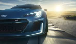 subaru supercar subaru refutes mid engined sports car rumour but confirms new brz