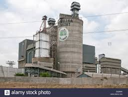 mombasa cement industry concrete silo and factory at athi river
