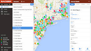 Trip Planner Map Badger Map Route Planner For Sales Android Apps On Google Play