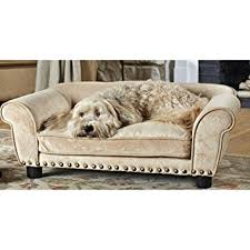 Dog Bed Furniture Sofa by Amazon Com Enchanted Home Pet Dreamcatcher Dog Sofa 32 5 By 21