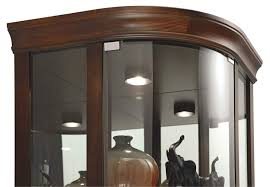Corner Display Cabinet With Glass Doors Bathroom Stylish Kings Brand Furniture Wood Curio Cabinet With