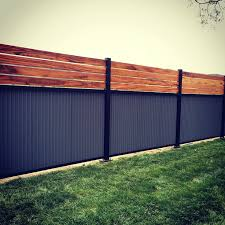 Best  Privacy Fences Ideas On Pinterest Backyard Fences Wood - Home fences designs