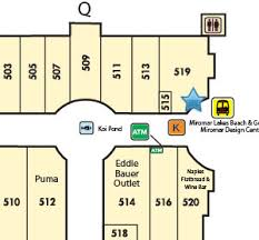 miromar outlet map ford s garage miromar outlets