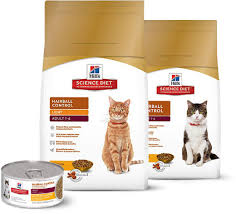 hill u0027s science diet 7 hairball control dry cat food 15 5