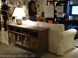 sofa table decorating ideas davotanko home interior serenity now home organizing ideas from my ikea shopping