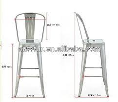 industrial metal bar stools with backs furniture gun metal low back tolix bar stool delightful stools