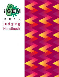 2016 by Judging 2016 Igem Org
