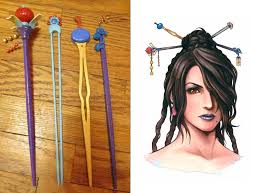 hair sticks lulu hairsticks by cherry blossom bliss on deviantart