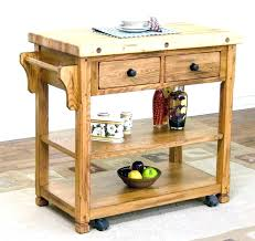 small rolling kitchen island small rolling table cart evropazamlade me