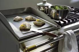 flat top grill plancha or teppan yaki