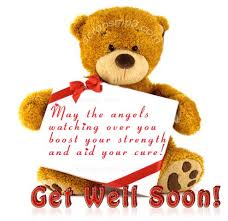 get well soon teddy 50 best get well soon gifs images images on get well
