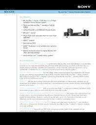 7 1 sony home theater system download free pdf for sony bdv e300 home theater manual