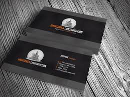 free print ready business card psd templates