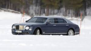 bentley brooklands 2015 bentley mulsanne lwb spied for the first time