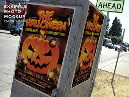 halloween drinking games flyer template flyerheroes