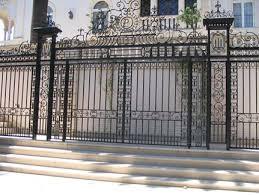 iron fence designs iron fence wrought iron fence