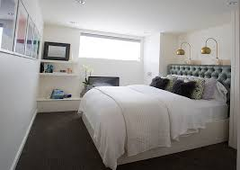 Small Basement Decorating Ideas Easy Tips To Help Create The Basement Bedroom