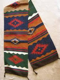 Mexican Table Runner Mexican Zapotec Designer Table Runners U0026 Rugs From Mexico