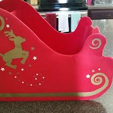 santa sleigh for sale find more reduced euc build a santa sleigh for sale at up