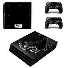 playstation 4 design new design wars sticker cover ps4 pro skin stickers for