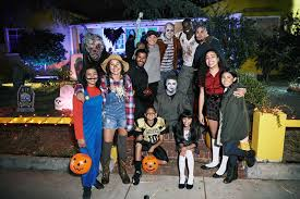 one halloween u2014 telling the story of a wounded soldier returning
