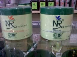 Masker Nr nr creambath hair mask treatment best seller jerawat
