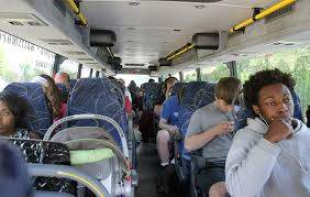 Does Megabus Have Bathrooms Despite Recent Megabus Cut In Cleveland Bus Travel Grows Thanks