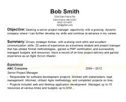 resume exles for career objective resume career objective doc12751650 sle resumes objectives