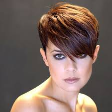 images of womens short hairstyles with layered low hairline 107 best low maintenance hair images on pinterest