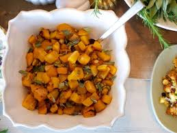 a perfectly autumnal roasted butternut squash recipe from hgtv hgtv