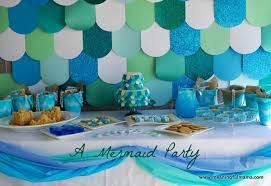 the sea party ideas picnic birthday party ideas