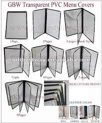 menu covers wholesale new promotional wholesale cheap leather restaurant a4 menu cover
