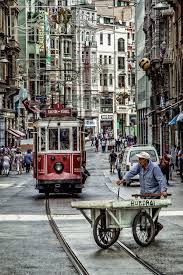 a walk in istiklal street in istanbul istanbul constantinople