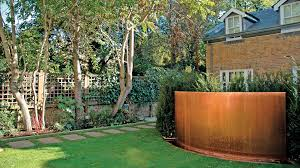 curved bronze water feature randle siddeley