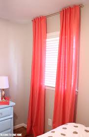 coral bedroom curtains decorative coral bedroom curtains ideas and inspirations