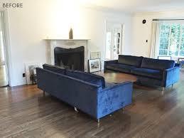 Mix Mid Century Modern With Traditional Living Room Intro U2013 Ginny Macdonald