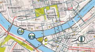 Heartland Community College Map Pittsburgh Bike Map