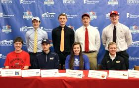College National Letter Of Intent National Letter Of Intent Day College Football National Letter Of
