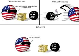 Taliban Flag Countryball Comics Page 10
