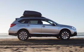 subaru outback 2018 vs 2017 2017 subaru outback vs 2017 ford edge comparison review by reedman