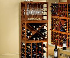 Wine Storage Kitchen Cabinet by Garage Image Wooden Wine Racks Wooden Wine Racks Home Design Plans