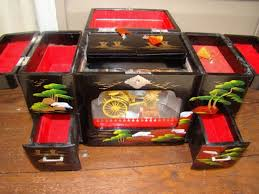 themed jewelry box japanese black lacquer jewelry boxes that play hubpages